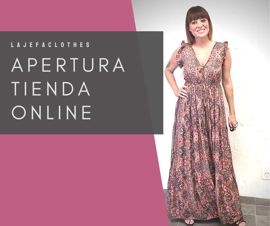 La jefa clothes online