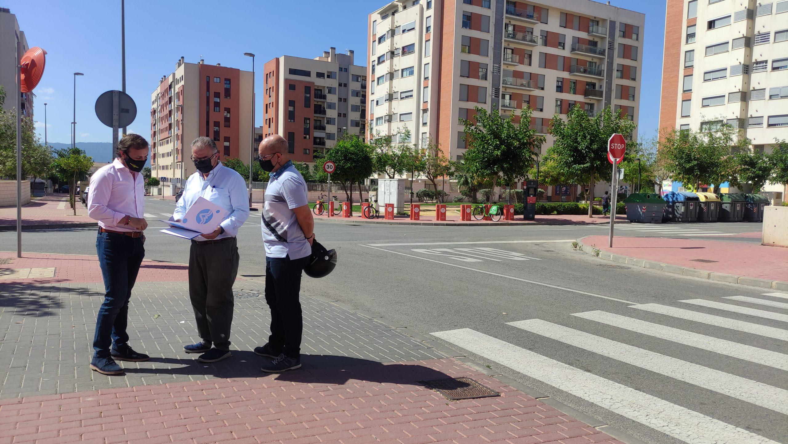 2021-06-23 Visita Aguas de Murcia a Joven Futura