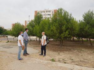 2021-06-16 Visita Grupo Municipal Podemos a Joven Futura