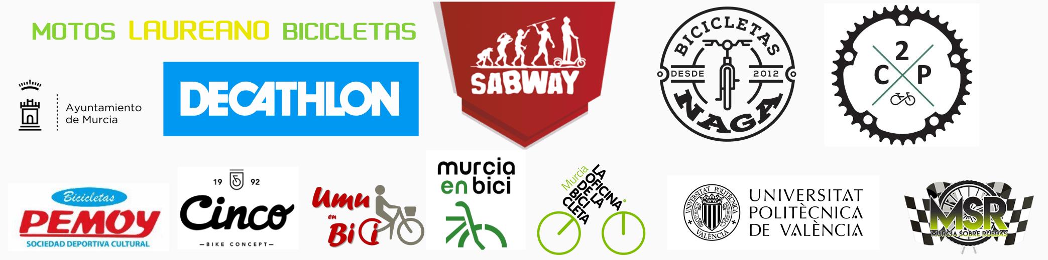 Proyecto ACHO MUÉVETE - Patrocinadores-Colaboradores