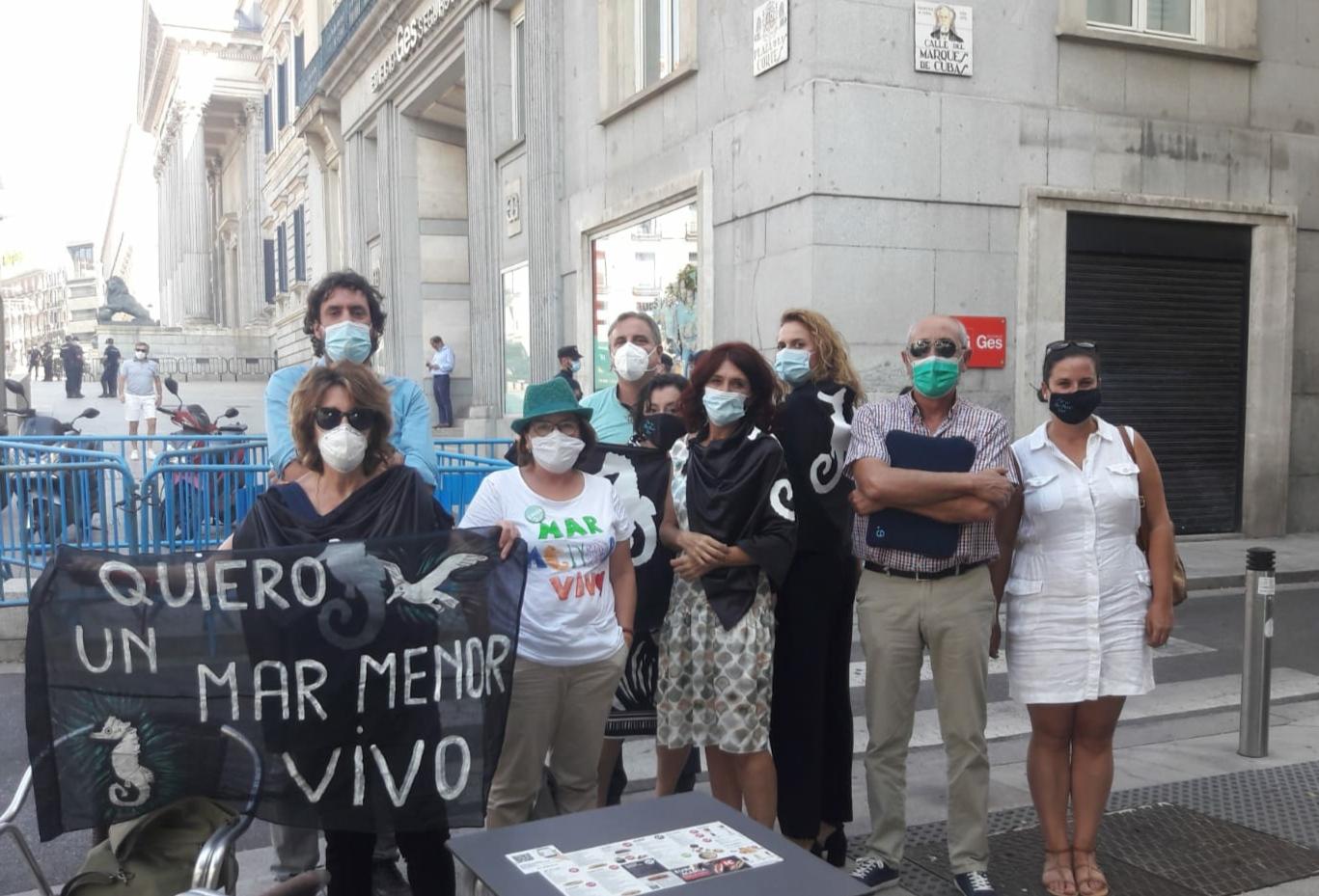 2020-07-29 Presentación ILP Mar Menor en Madrid